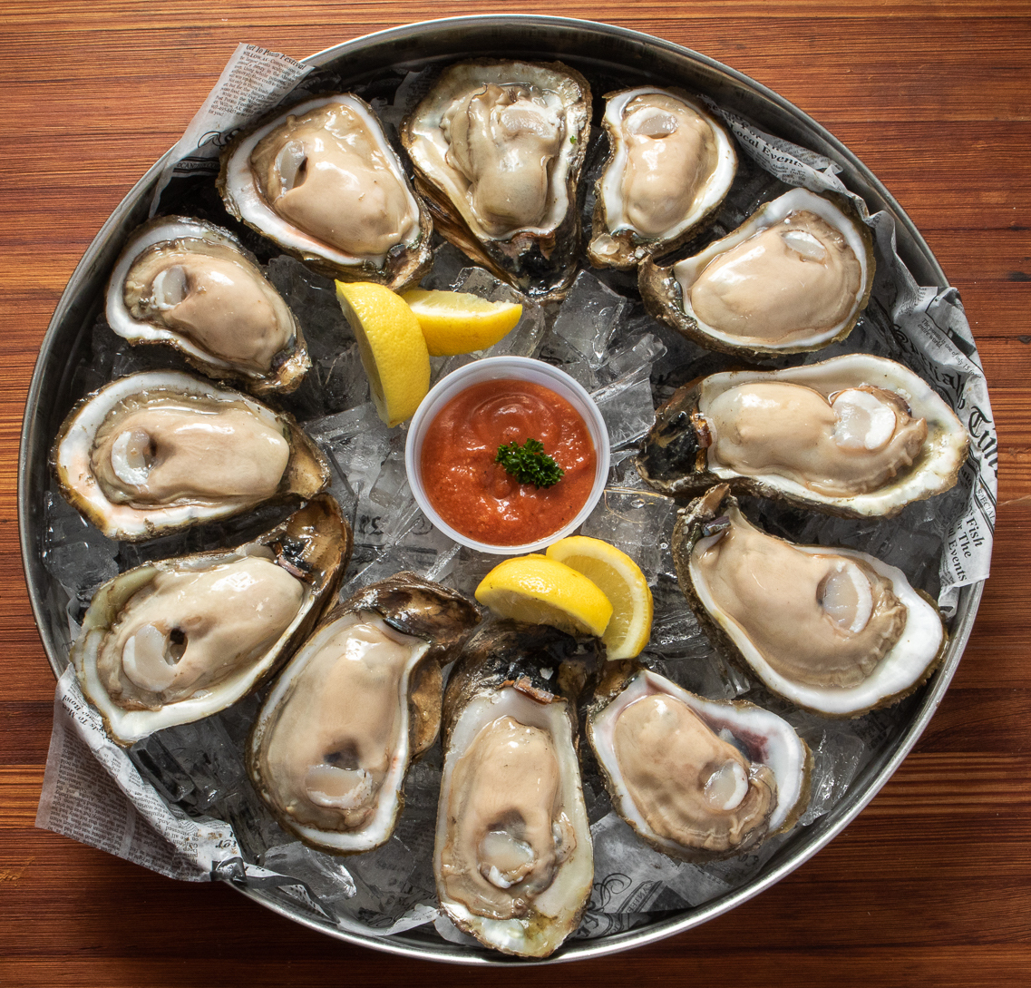 Stimulant Ingredient Oysters