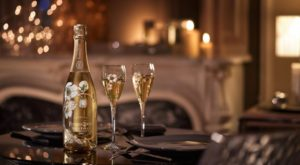 Champagne Consider As Symbol Of Wealth
