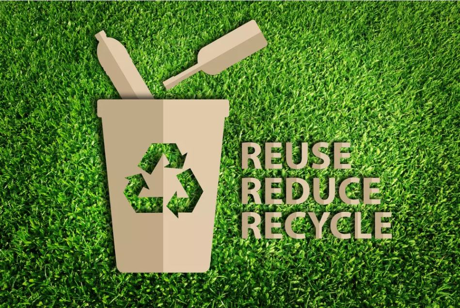 Reuse Reduce Recycle Environment