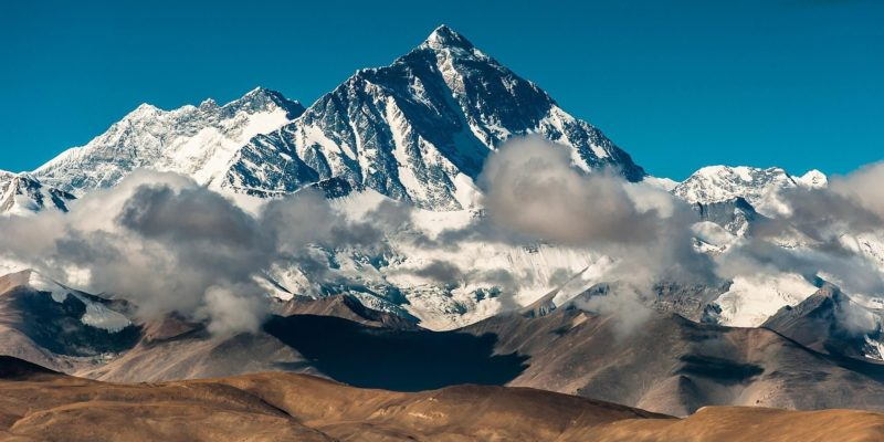 The Almighty Mount Everest