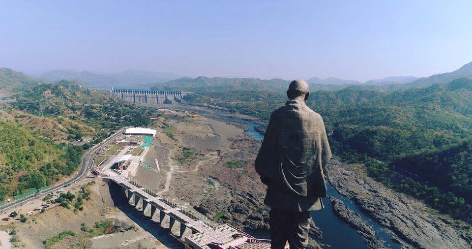 Statue of Unity Sculpture