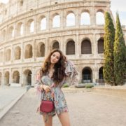 The Colosseum - A Historical Monument
