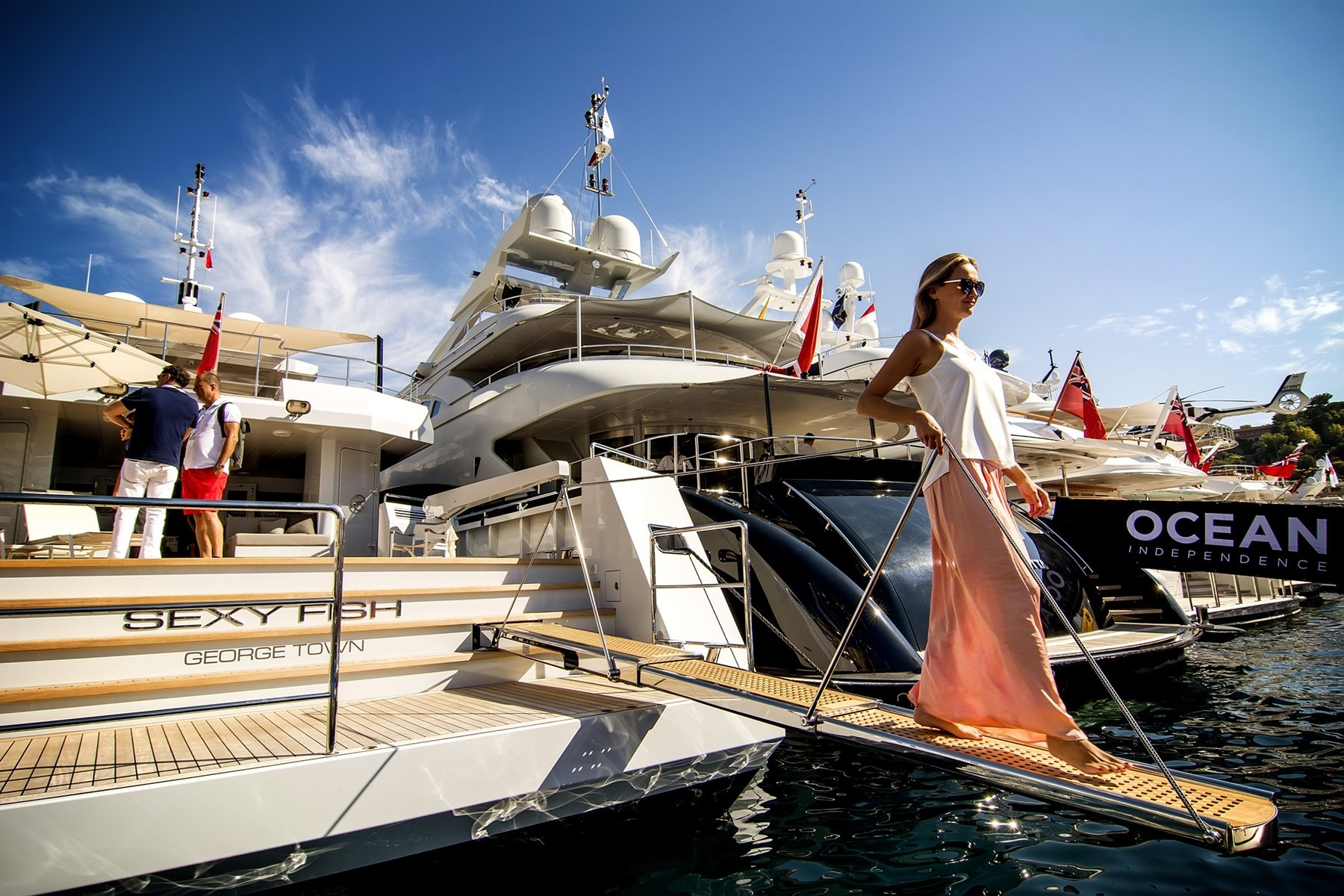 MONACO The Billionaire's Playground