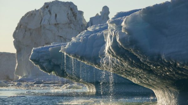 Consequences of Arctic Ice melting