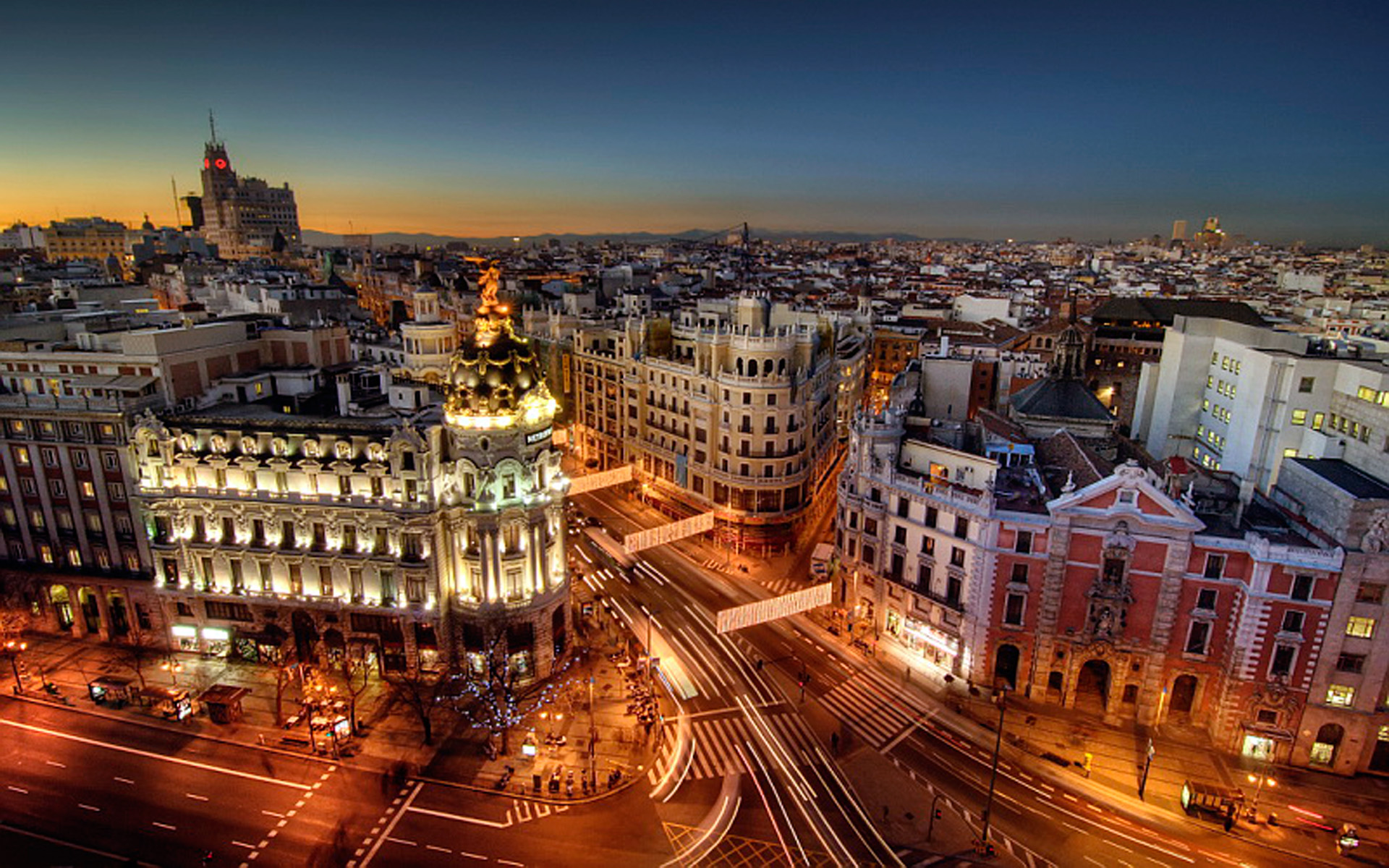 Madrid The Most Glamorous Cities In The World