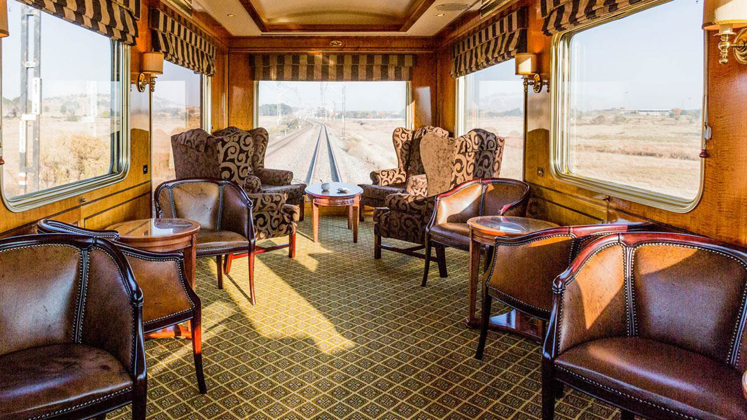 2021 Luxurious Rail Routs You Must Travel